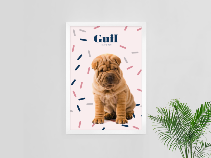 Guil graphic design identity logotype logo alaska branding advertising brand