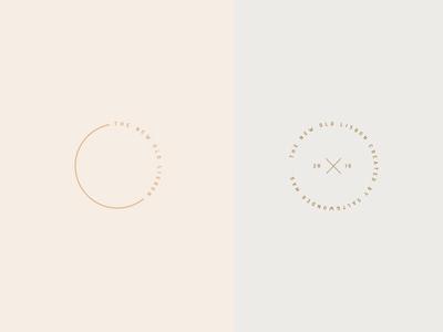 ┈ sticker ┈ design minimal sticker branding