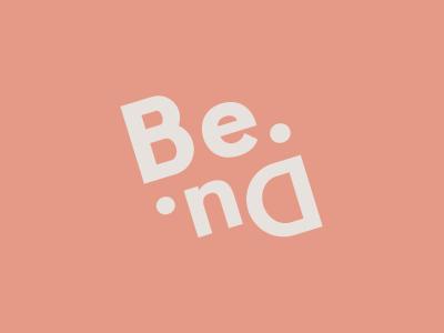 Bewusst Du. – Branding letter sticker branding