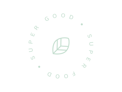 branding ♡ tuya logo icon nature branding superfood