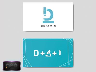 logo design - DOPAMIN