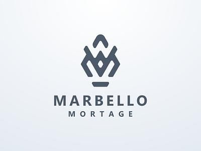 Marbelo mini brand guide elegant clean mlogo miniguide brand logos ui illustration design simple logo monogram flat branding app icon logo icon