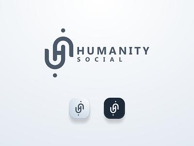 H Logo Concept logoinspiration logomark logos brand hlogo illustration design simple logo monogram flat branding app icon logo icon