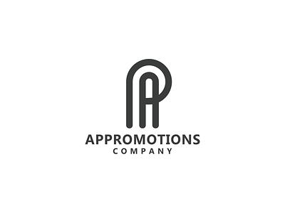 AP Logo Concept elegant clean aplogo illustration design simple logo monogram flat branding app icon logo icon