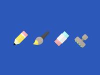 Doodle App Icons