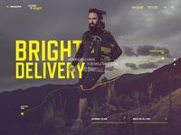 Diadora - Bright Delivery