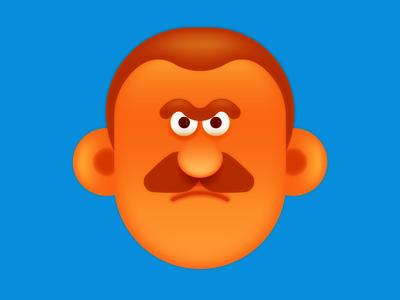 SEÑOR adobeillustator adobe people persona illustration character