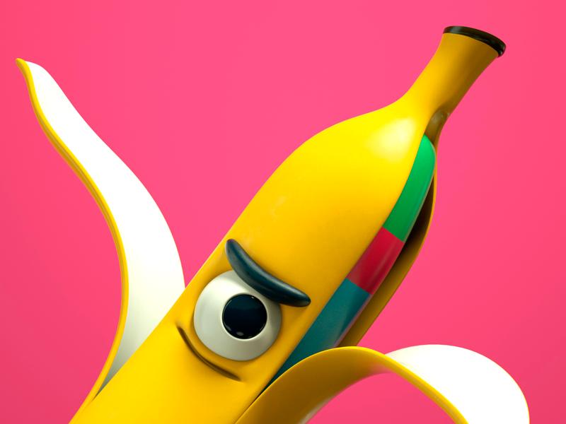 Banana dri