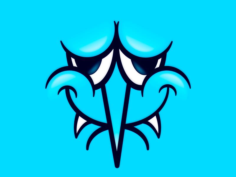 CARA ai illustration vector character