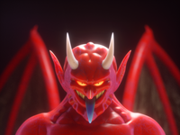 Render diablo