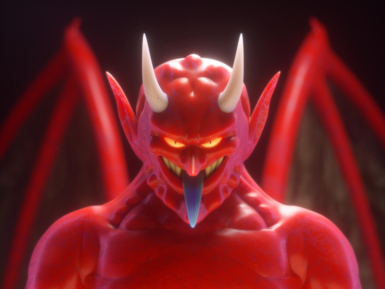 DIABLO octane 3d c4d render character