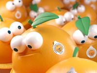Render naranja 2