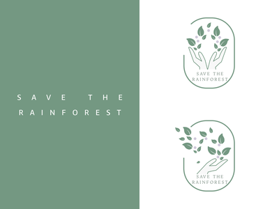 LOGO nature logo design ux ui