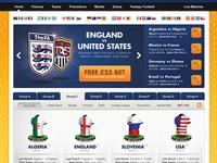 DotNet Feature - World Cup Bet