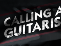 Calling All Guitarists