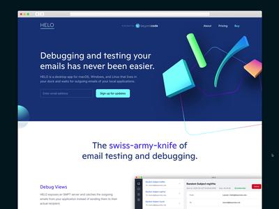 HELO ✨ marketing homepage homepagedesign landing page homepage design marketing design icon design icons interface user experience user interface designer ux ui design
