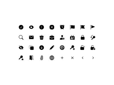 32px > 24px ✨ icon designer icon design icons interface user experience user interface ux design ui