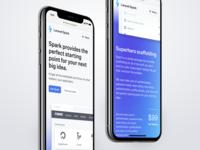 ⚡️ responsive mobile design website design icon design icons interface user experience user interface ux design ui
