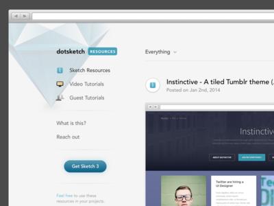 dotsketch .sketch design ui ux user interface sketch design sketch resources app web app tutorials retina