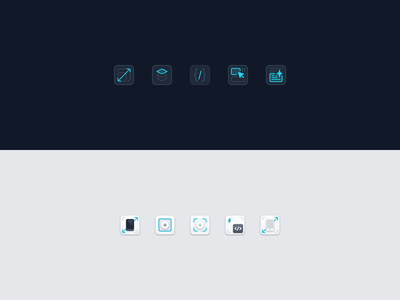 📱↔️ icons interface user experience user interface tailwindui tailwind icon design ux ui design