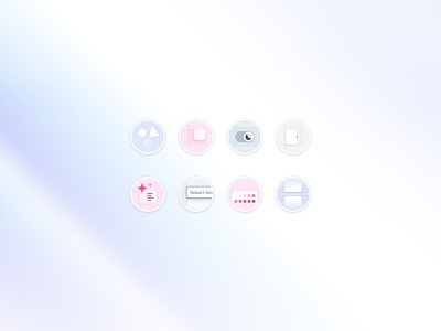 ✨👀 illustration icons interface user experience user interface ux design ui