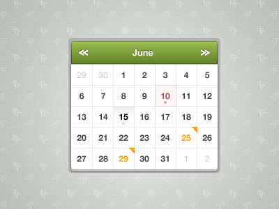 Calender calender free freebie download
