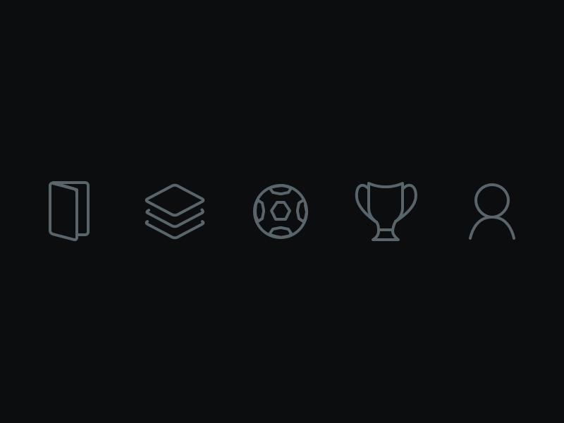 Tab Bar Icons retina icons retina 2x 1x icon design