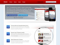 fav.tv: The *new* homepage.