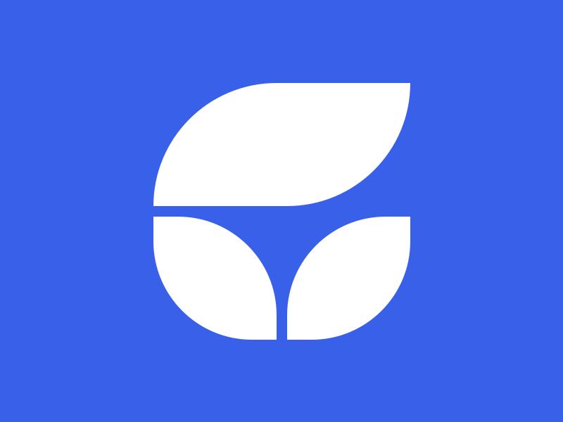 Eight6 6 e simple logo logo logo design