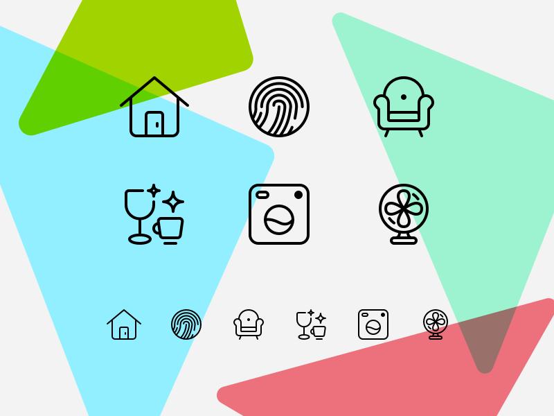 🥢 retina icons user interface ui ux icons icon design design