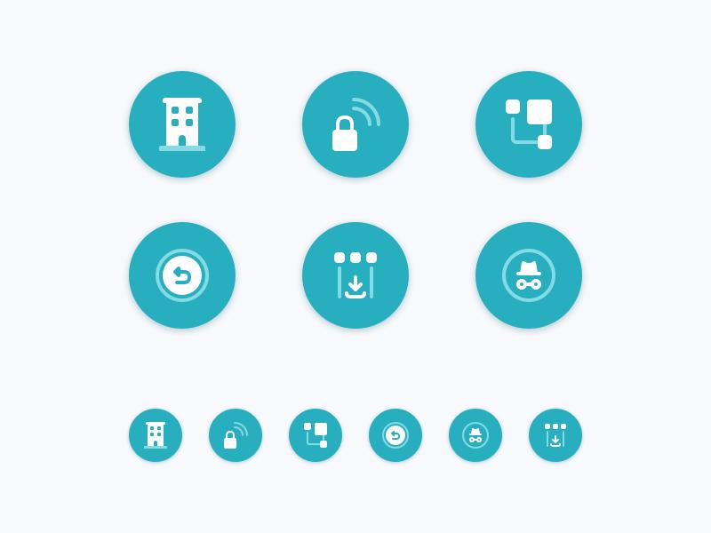 ¯\_㋡_/¯ privacy person icon data icon integration integration icon user icon padlock icon icons icon design