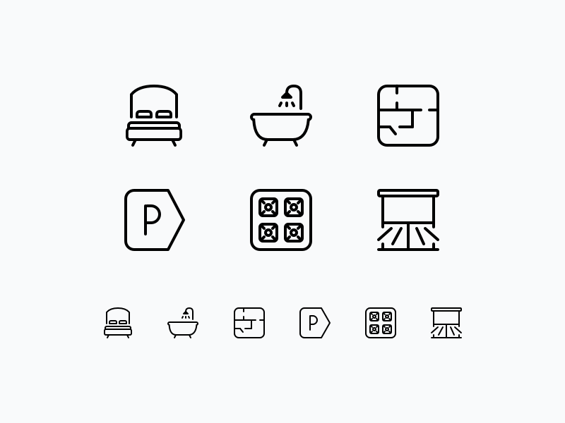 1 user experience user interface design ux ui icon set vector icons retina icons lined icons icons icon design