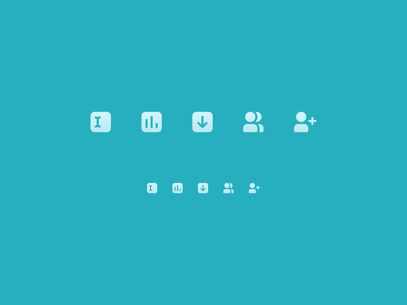iconz icons icon design freelance user experience user interface ux ui design