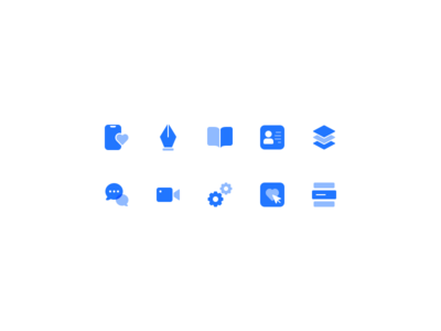 🔵💙 user experience user interface ux ui 2x 1x vector icons icon design icons design