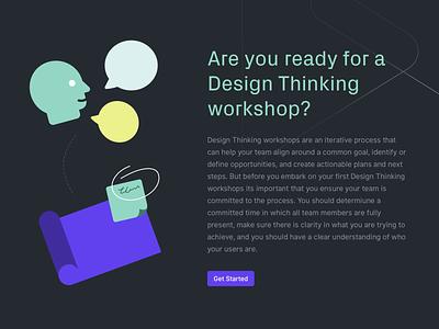 Are you ready... px grotesk website design custom ui custom illustration user experience user interface ux ui design