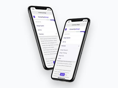 ConsensysDesign dropdown menu mobile ui inter ui px grotesk dropdown ui ios mobile design user experience user interface ux ui design