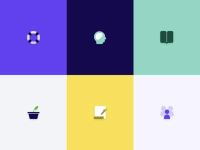 Consensys Icon Set