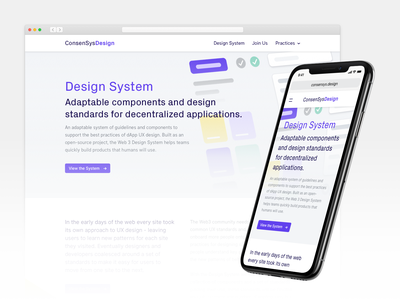 Design System vector illustration icon design retina interface design system mobile responsive ios ui ios mobile ui user experience user interface ux ui design
