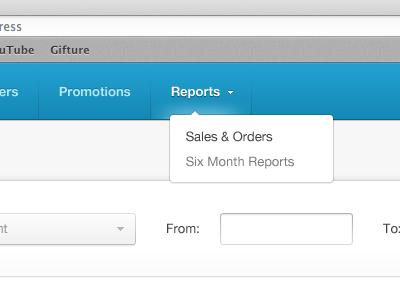 Sales & Orders