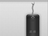 Punchbag Detail