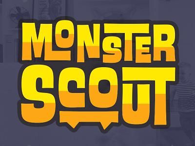 Monster Scout app ios monster kids parents