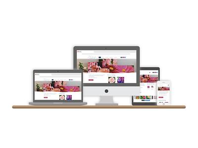 Sarah Whyte Artist Website elementor wordpress website design web development