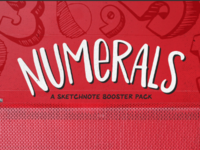 Numerals Illustration Pack