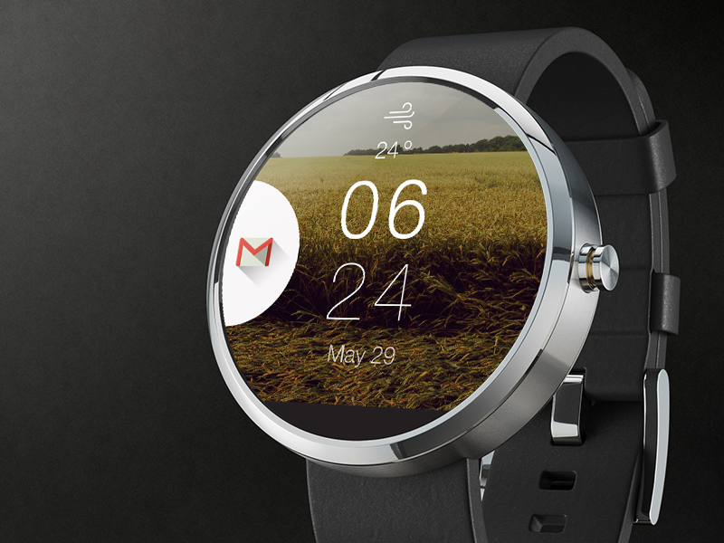 Moto 360 product template 2
