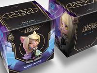 K/DA Ahri - Series 3 Packaging