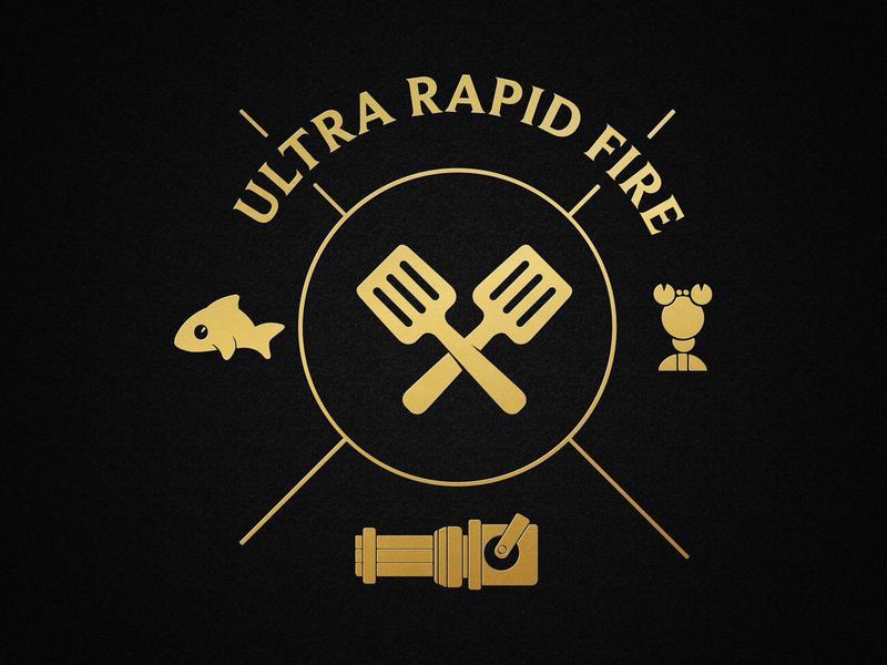 URF Ultra Rapid Fire Logo Lockup urf lockups logo design apparel riotgames riotgamesmerch leagueoflegends