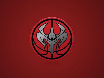 Noxus Basketball Logo