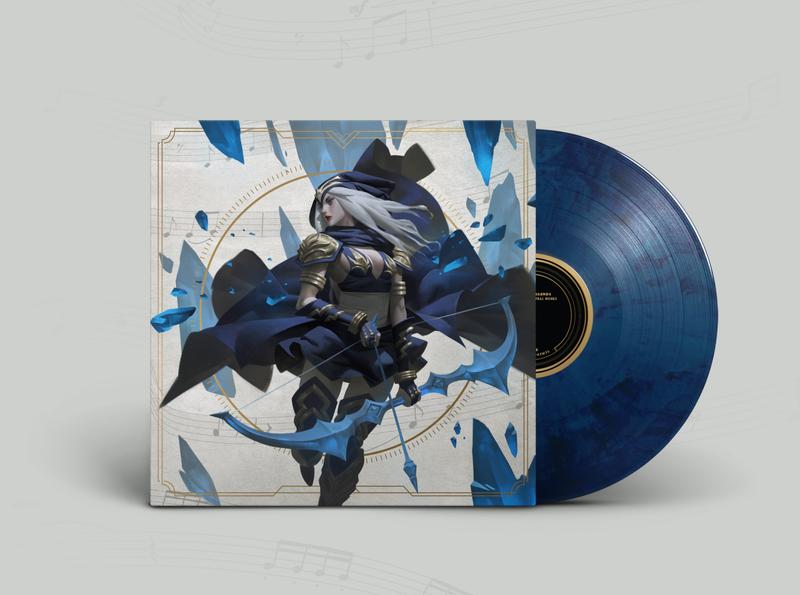League of Legends - 10 Year Orchestral Vinyl vinyl record vinyl music orchestra ashe league10 riotgames riotgamesmerch leagueoflegends