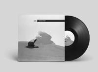LCC - DEVOLUTION cover design experimental electronic music