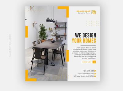 Kitchen banner Design mega sale super sale social media banner